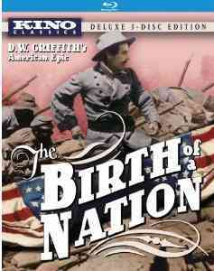 BIRTH OF A NATION BY GRIFFITH,D. W. (Blu-Ray)